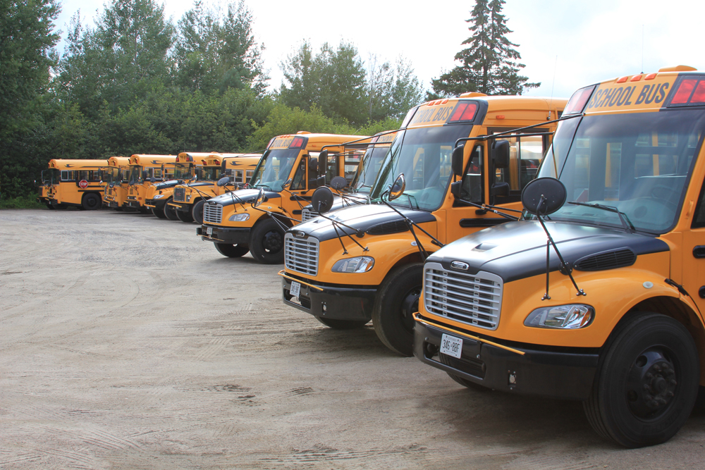 Campbell Bus Lines - Buses